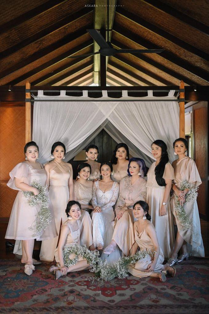 YOEL & TAMARA WEDDING by Delapan Bali Event & Wedding - 005