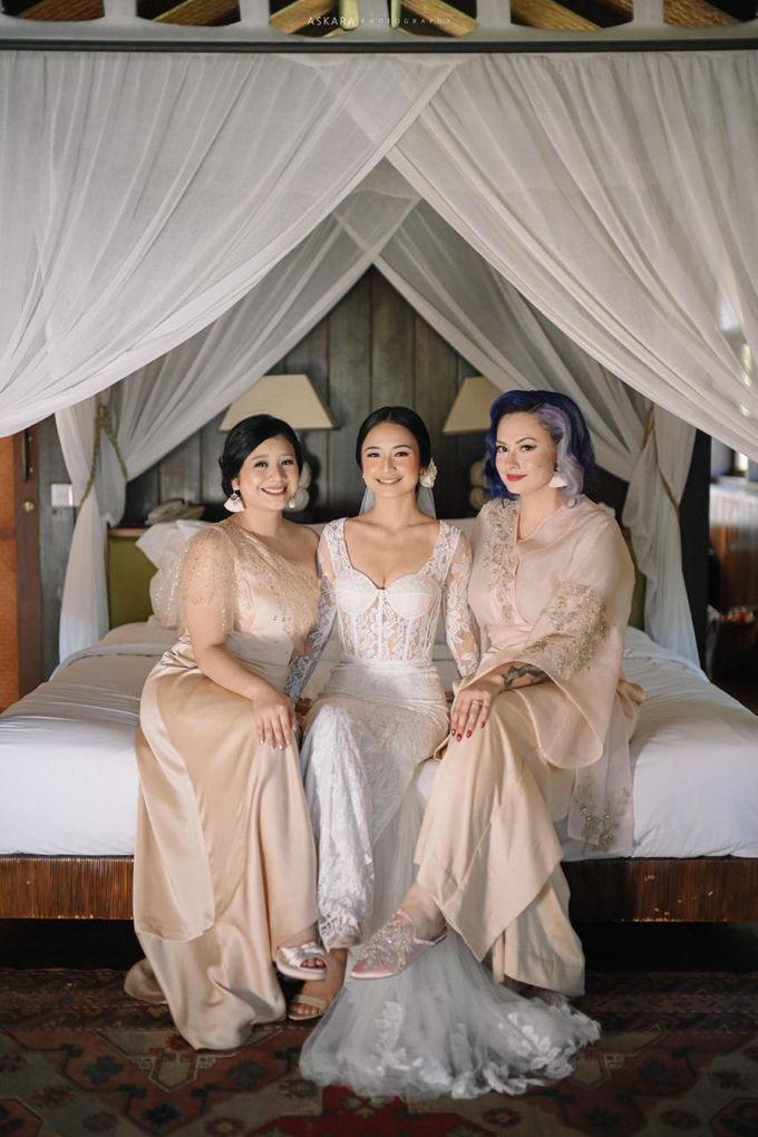 YOEL & TAMARA WEDDING by Delapan Bali Event & Wedding - 003