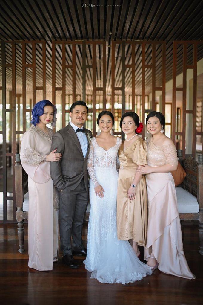 YOEL & TAMARA WEDDING by Delapan Bali Event & Wedding - 004