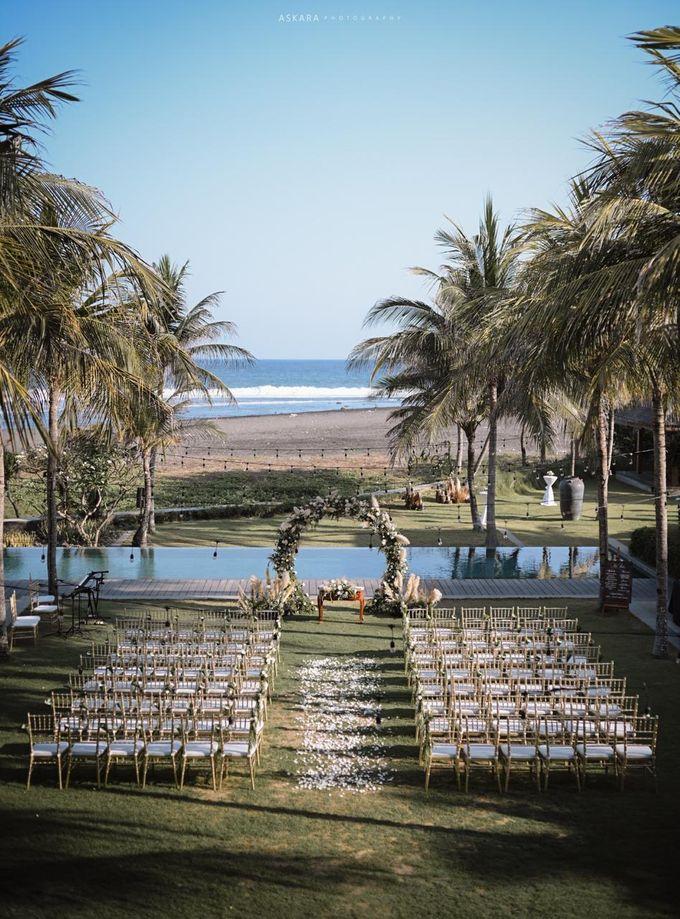 YOEL & TAMARA WEDDING by Delapan Bali Event & Wedding - 006