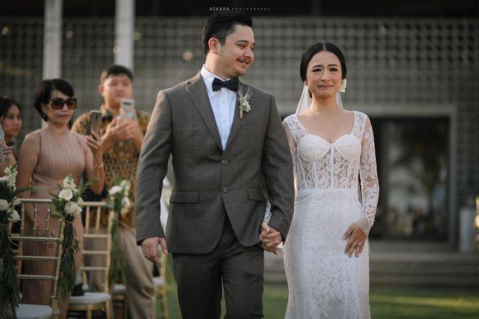 YOEL & TAMARA WEDDING by Delapan Bali Event & Wedding - 007