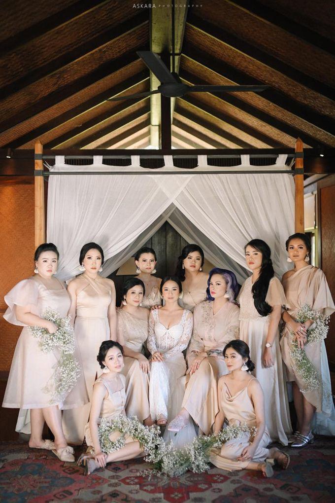 YOEL & TAMARA WEDDING by Delapan Bali Event & Wedding - 011