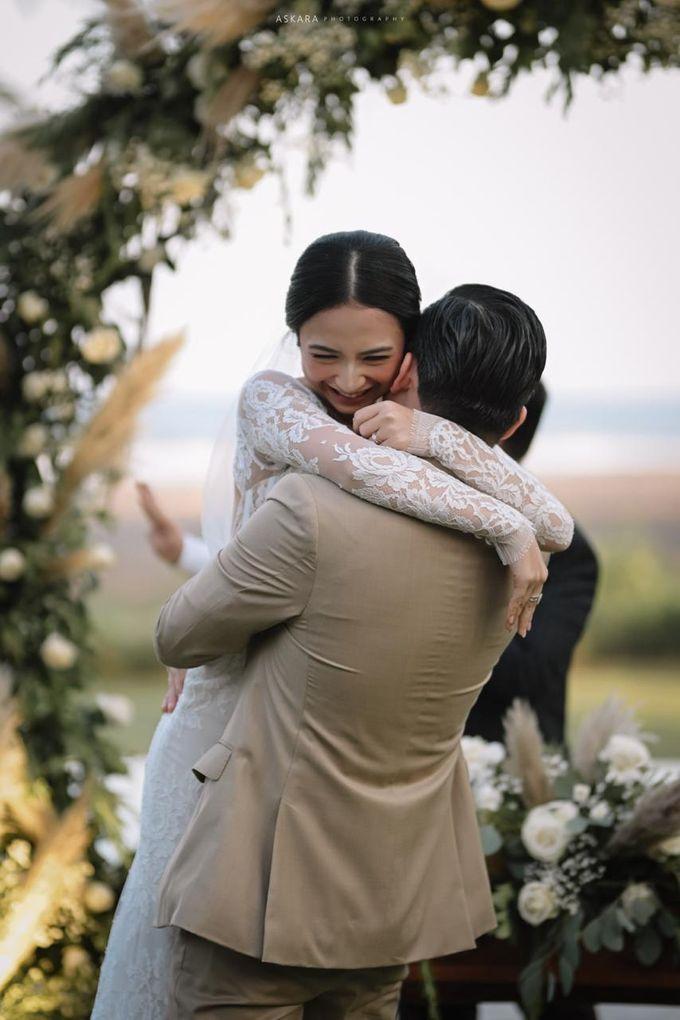 YOEL & TAMARA WEDDING by Delapan Bali Event & Wedding - 009