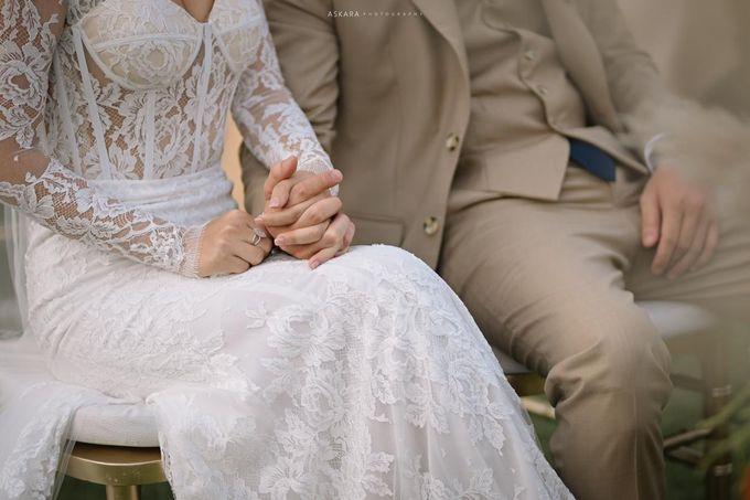 YOEL & TAMARA WEDDING by Delapan Bali Event & Wedding - 010