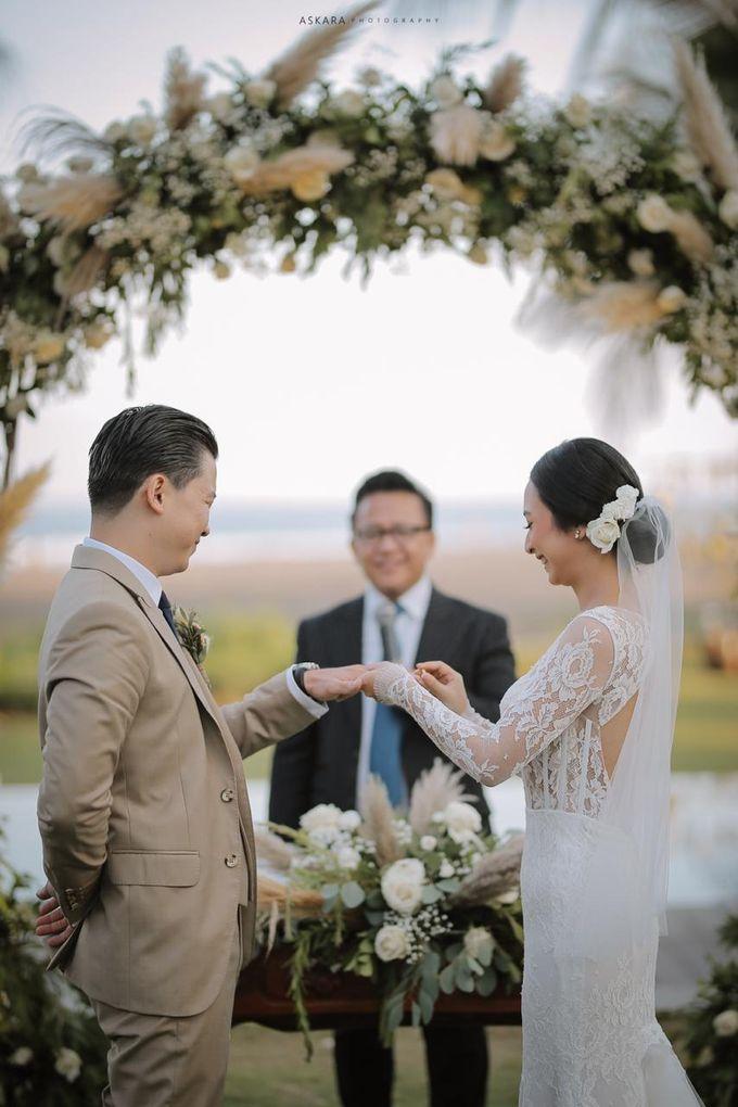 YOEL & TAMARA WEDDING by Delapan Bali Event & Wedding - 014