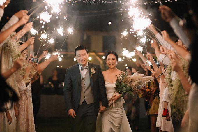 YOEL & TAMARA WEDDING by Delapan Bali Event & Wedding - 012