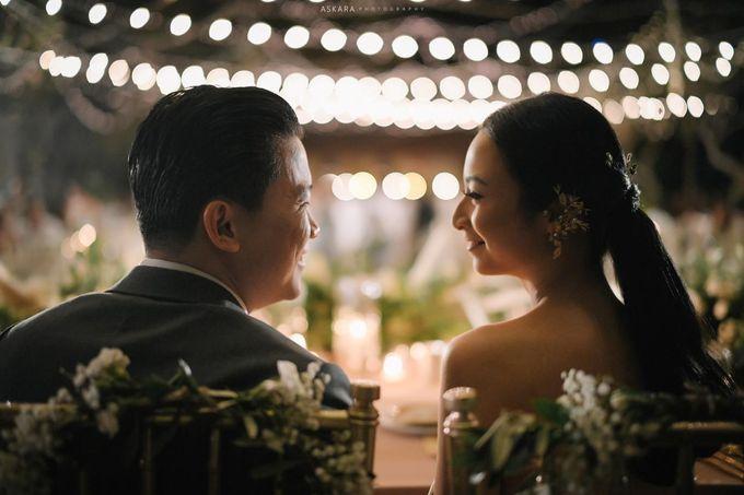 YOEL & TAMARA WEDDING by Delapan Bali Event & Wedding - 013