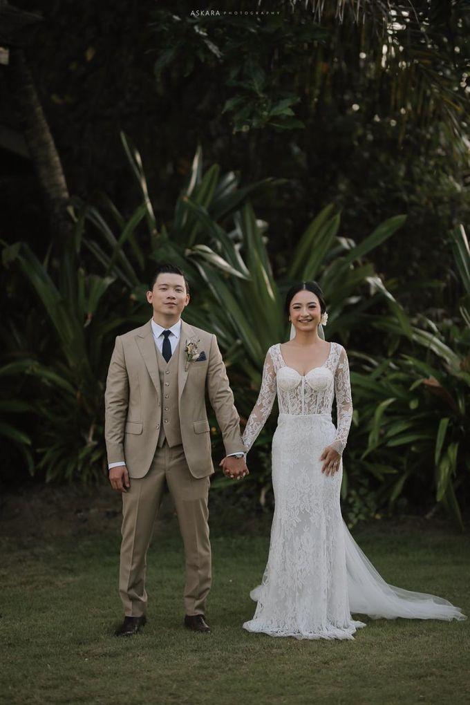 YOEL & TAMARA WEDDING by Delapan Bali Event & Wedding - 019