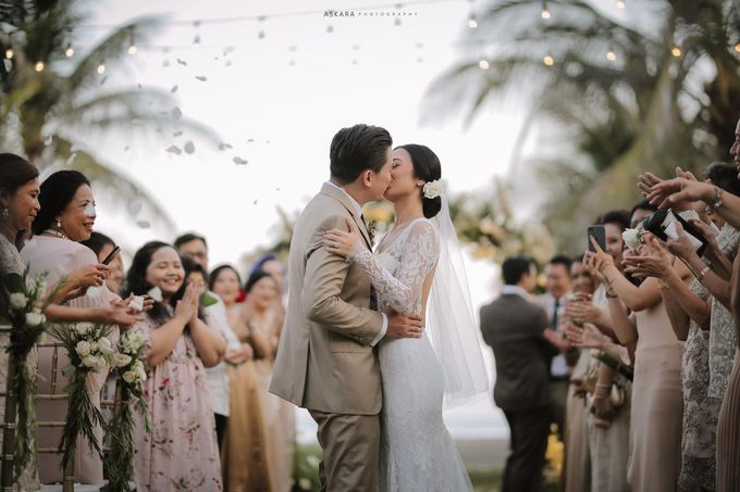 YOEL & TAMARA WEDDING by Delapan Bali Event & Wedding - 015