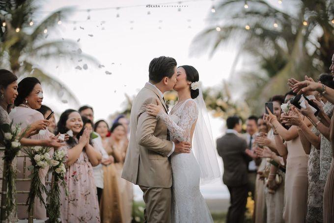 YOEL & TAMARA WEDDING by Delapan Bali Event & Wedding - 016