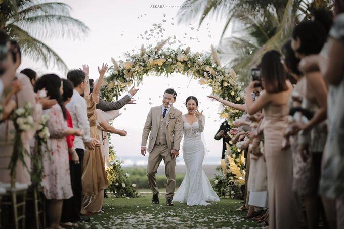 YOEL & TAMARA WEDDING by Delapan Bali Event & Wedding - 017