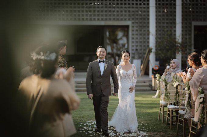 YOEL & TAMARA WEDDING by Delapan Bali Event & Wedding - 018