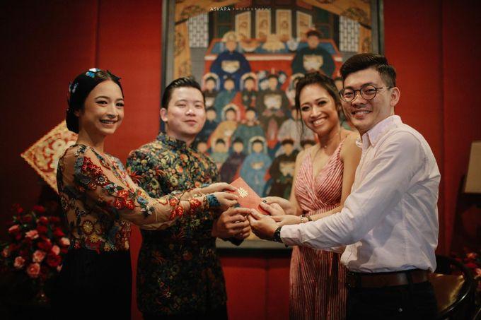 YOEL & TAMARA WEDDING by Delapan Bali Event & Wedding - 022