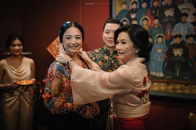 YOEL & TAMARA WEDDING by Delapan Bali Event & Wedding - 020