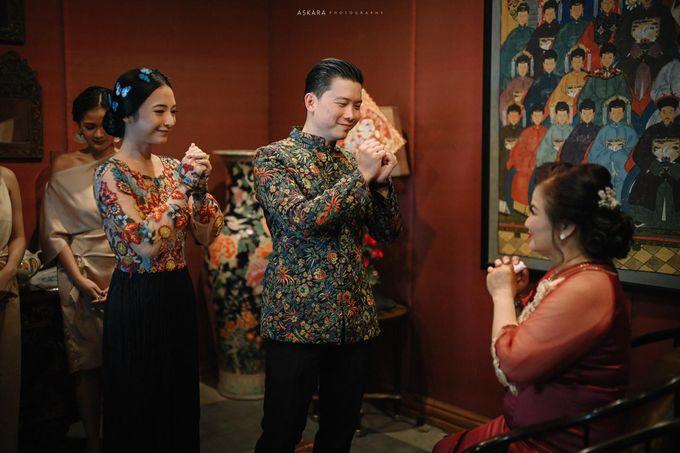 YOEL & TAMARA WEDDING by Delapan Bali Event & Wedding - 025