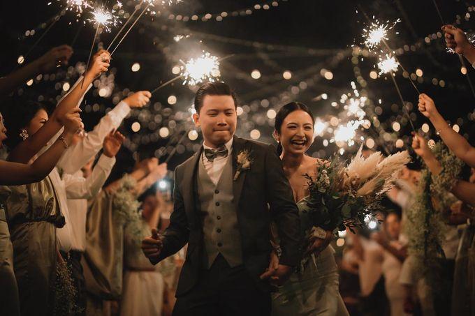 YOEL & TAMARA WEDDING by Delapan Bali Event & Wedding - 028