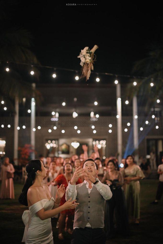 YOEL & TAMARA WEDDING by Delapan Bali Event & Wedding - 034
