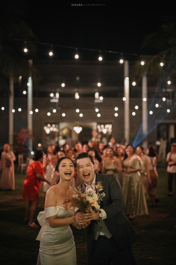 YOEL & TAMARA WEDDING by Delapan Bali Event & Wedding - 033