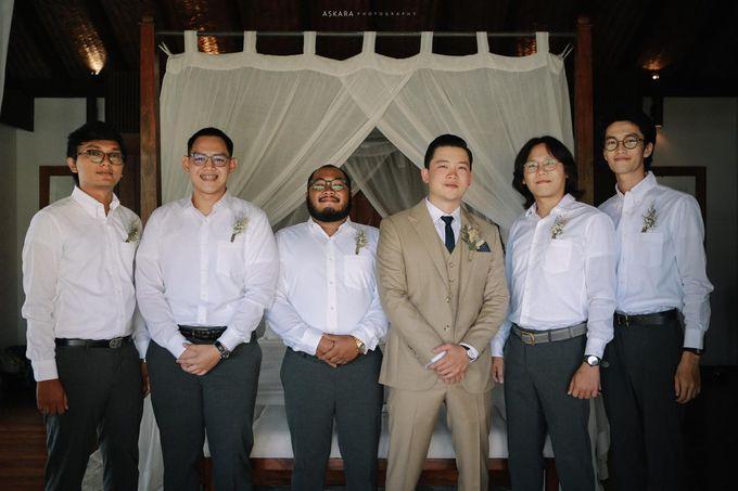 YOEL & TAMARA WEDDING by Delapan Bali Event & Wedding - 035