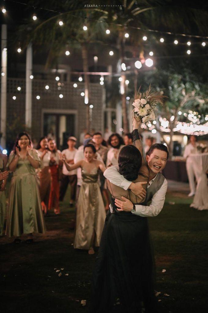YOEL & TAMARA WEDDING by Delapan Bali Event & Wedding - 036