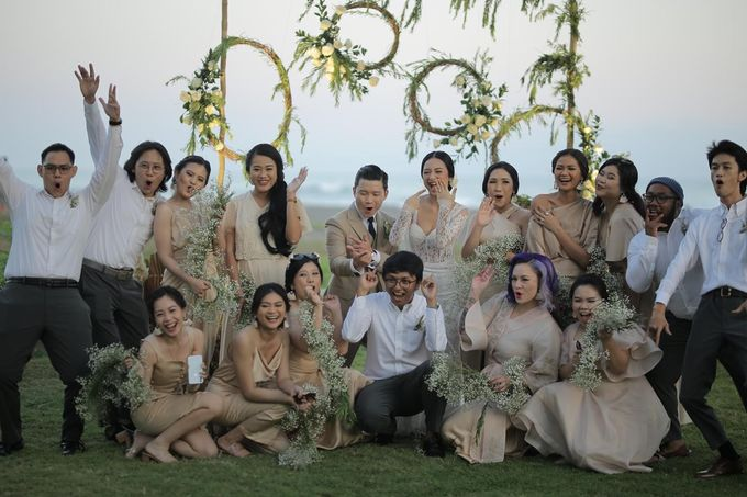 YOEL & TAMARA WEDDING by Delapan Bali Event & Wedding - 039