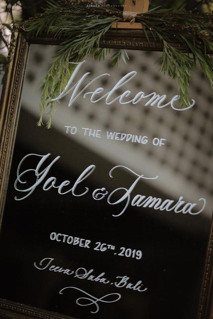 YOEL & TAMARA WEDDING by Delapan Bali Event & Wedding - 038