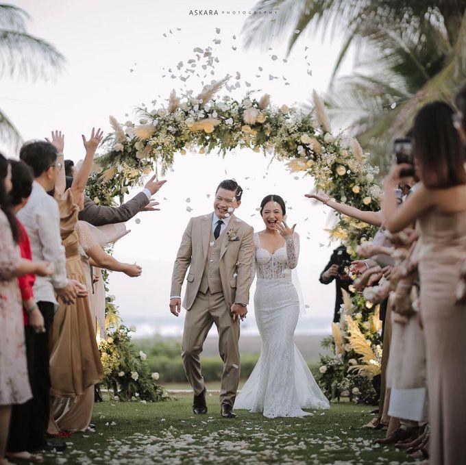 YOEL & TAMARA WEDDING by Delapan Bali Event & Wedding - 041