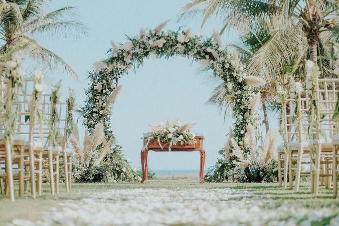 YOEL & TAMARA WEDDING by Delapan Bali Event & Wedding - 045