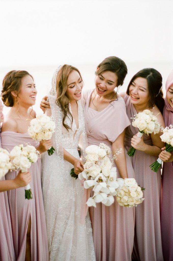 Joff and Alda Wedding by AVAVI BALI WEDDINGS - 012