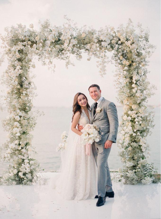 Joff and Alda Wedding by AVAVI BALI WEDDINGS - 028