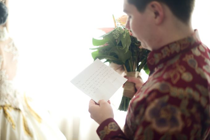 The Wedding of Christ & Olivia by PRIVATE WEDDING ORGANIZER - 004