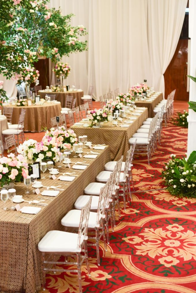 The Wedding of Christ & Olivia by PRIVATE WEDDING ORGANIZER - 012