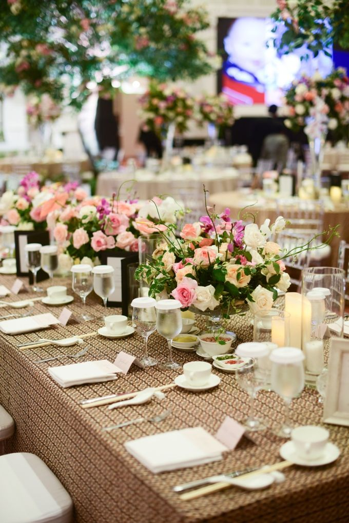 The Wedding of Christ & Olivia by PRIVATE WEDDING ORGANIZER - 013