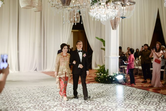 The Wedding of Christ & Olivia by PRIVATE WEDDING ORGANIZER - 015