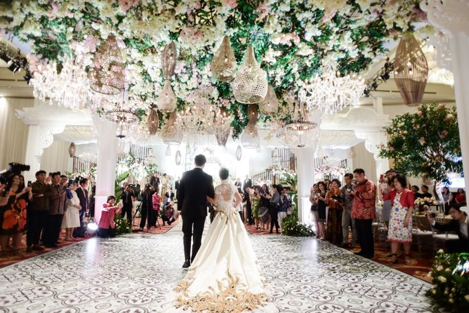 The Wedding of Christ & Olivia by PRIVATE WEDDING ORGANIZER - 017