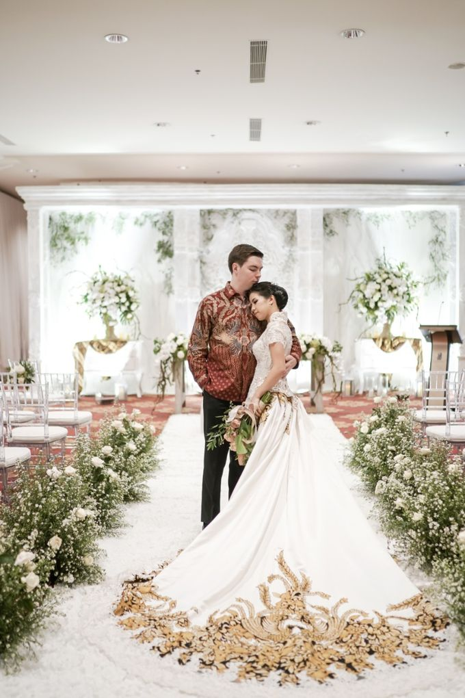 The Wedding of Christ & Olivia by PRIVATE WEDDING ORGANIZER - 018