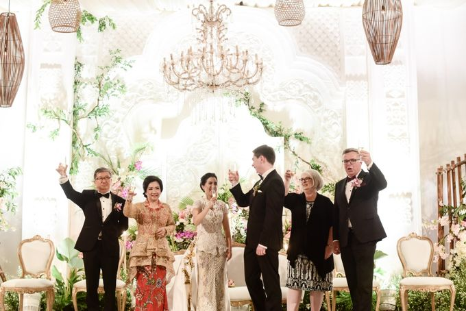 The Wedding of Christ & Olivia by PRIVATE WEDDING ORGANIZER - 019