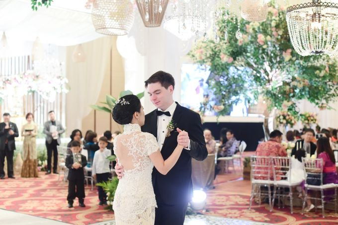 The Wedding of Christ & Olivia by PRIVATE WEDDING ORGANIZER - 020