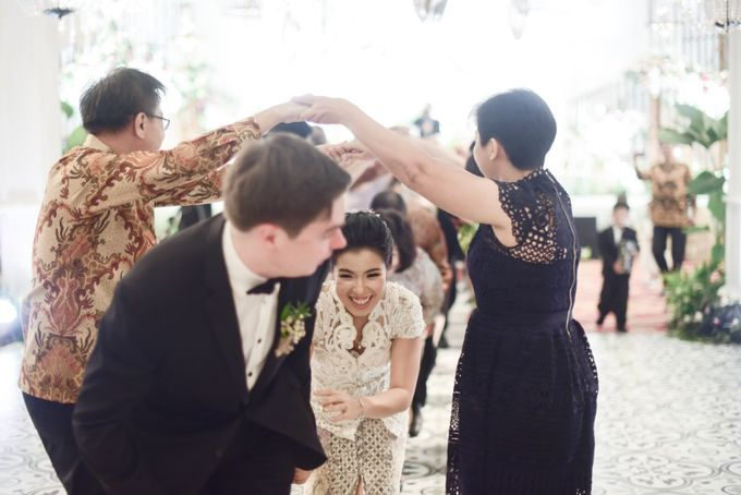 The Wedding of Christ & Olivia by PRIVATE WEDDING ORGANIZER - 007