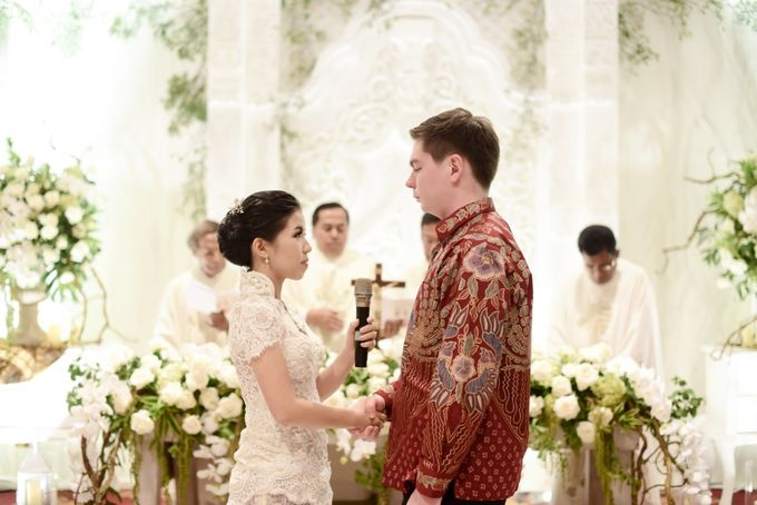 The Wedding of Christ & Olivia by PRIVATE WEDDING ORGANIZER - 009