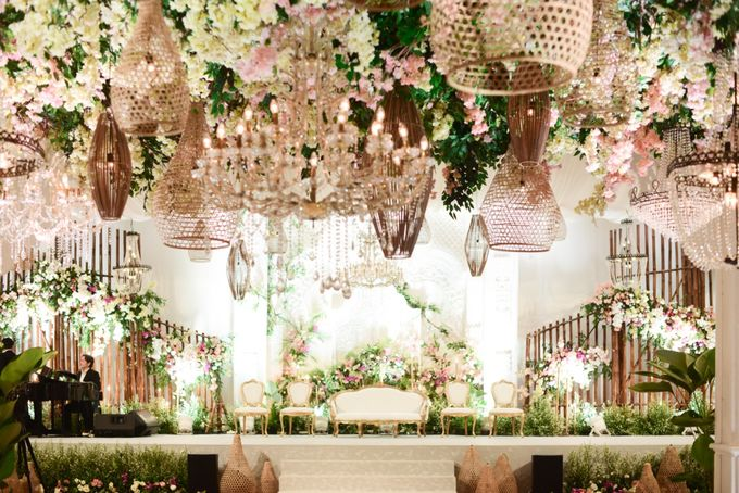 The Wedding of Christ & Olivia by PRIVATE WEDDING ORGANIZER - 011