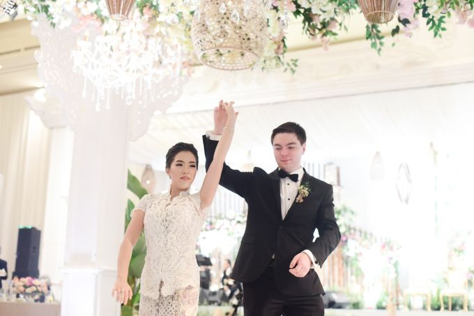 The Wedding of Christ & Olivia by PRIVATE WEDDING ORGANIZER - 021
