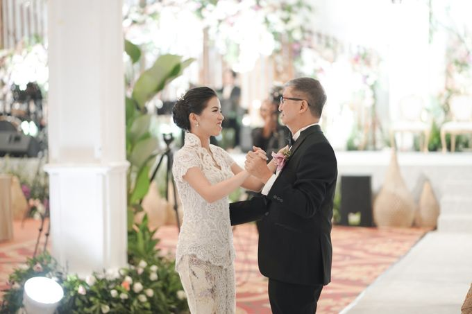 The Wedding of Christ & Olivia by PRIVATE WEDDING ORGANIZER - 031