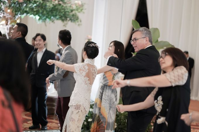 The Wedding of Christ & Olivia by PRIVATE WEDDING ORGANIZER - 033