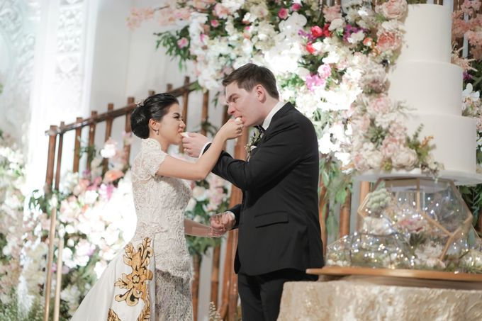 The Wedding of Christ & Olivia by PRIVATE WEDDING ORGANIZER - 036