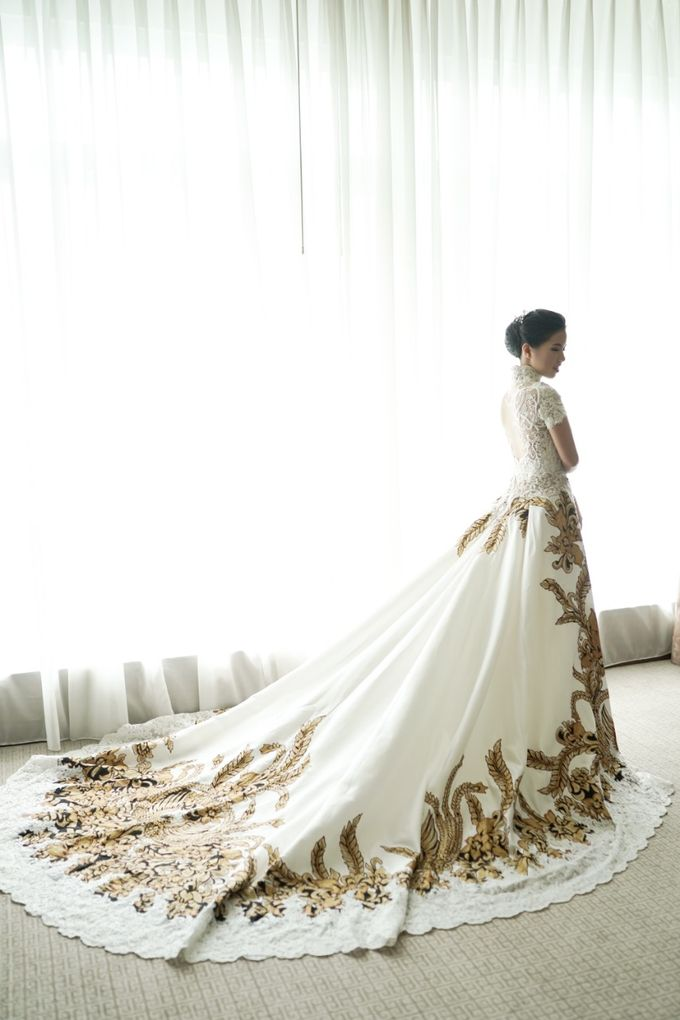 The Wedding of Christ & Olivia by PRIVATE WEDDING ORGANIZER - 024