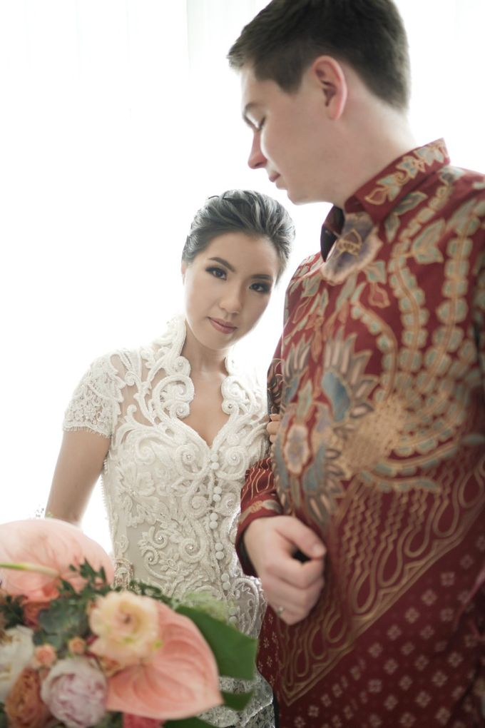 The Wedding of Christ & Olivia by PRIVATE WEDDING ORGANIZER - 025