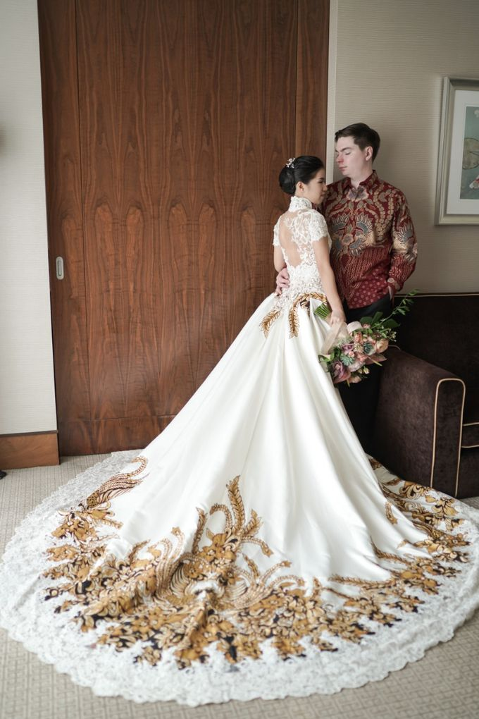 The Wedding of Christ & Olivia by PRIVATE WEDDING ORGANIZER - 026