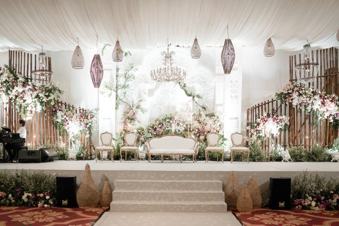 The Wedding of Christ & Olivia by PRIVATE WEDDING ORGANIZER - 027
