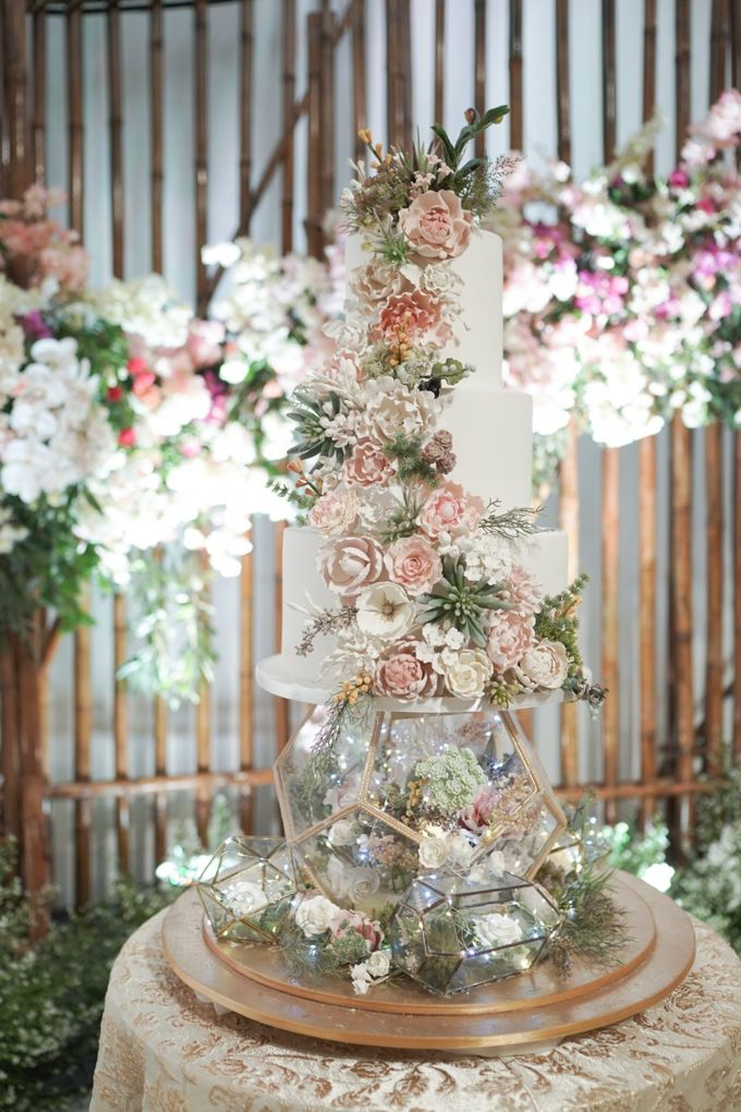 The Wedding of Christ & Olivia by PRIVATE WEDDING ORGANIZER - 028